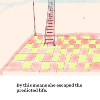 Rachel-Yoder-Art-Sketchbook-Ladder 23
