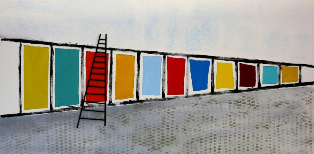 Ladder Wall